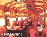 Restaurant, The Royal Orient Express